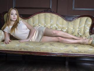 SharronLovely striptease naughty